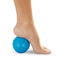 FootSmart HeatFreeze Arch Massager