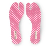 PedaBella - PedaBella Fabric Covered Gel Thong Sandal Insoles