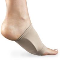 FootSmart Gel Plantar Fasciitis Arch Sleeve, Pair