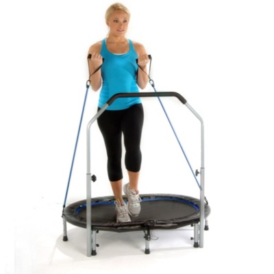 Stamina InTone Oval Jogger with DVD