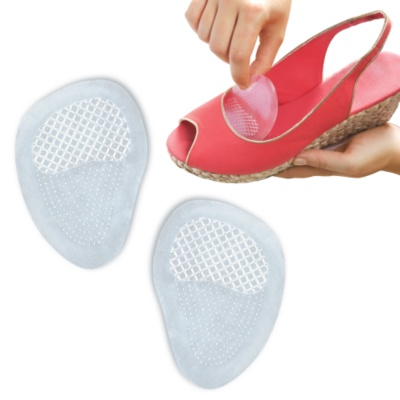 Pedabella Gel Forefoot Pads (Clear)