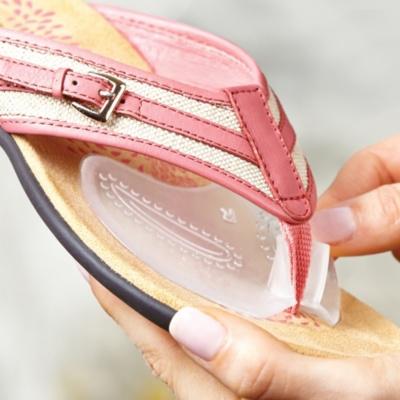 PedaBella Gel Thong Sandal Snugs