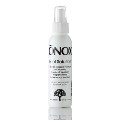 ONOX Foot Solution Spray, 4 oz,One size