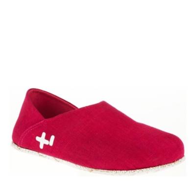 OTZ 300 GMS Linen Slip-On Shoes (fluro pink)