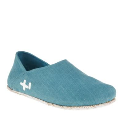 OTZ 300 GMS Linen Slip-On Shoes (maui blue)