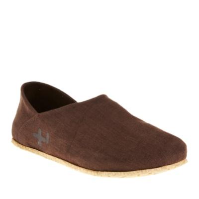 OTZ 300 GMS Linen Slip-On Shoes (t moro)