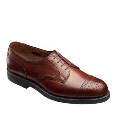 Allen Edmonds CHILI Men's Lake Forest Orthotic Lace-Up Shoes