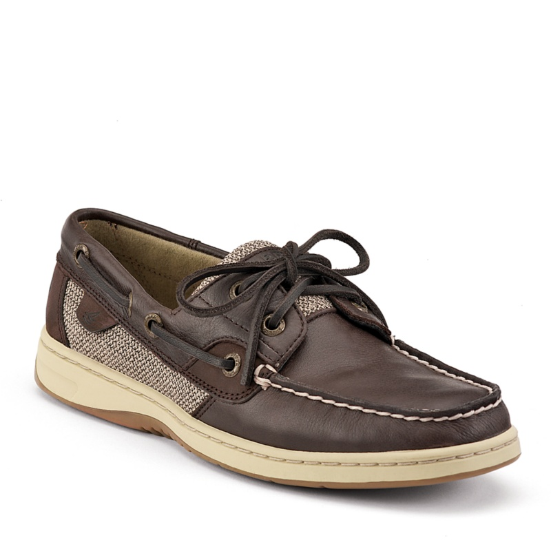 Sperry Top-Sider Bluefish Boat Shoes - Brown - 11 M/B