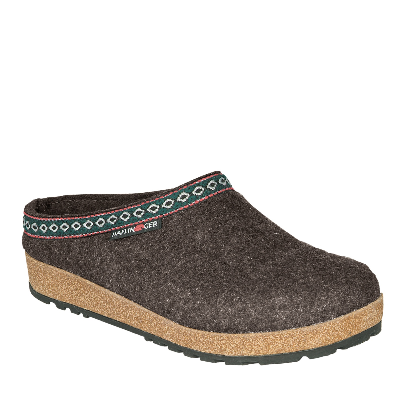 Boiled Wool Slippers Womens Shoes
