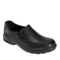 Dunham BLACK Battery Park Oxford Shoes