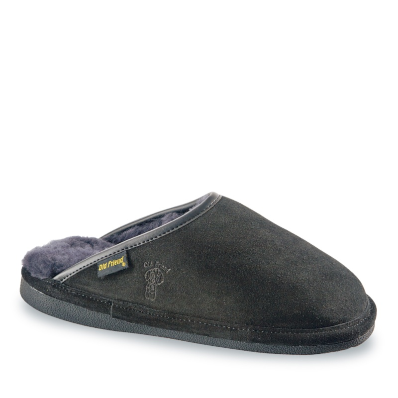Men S House Shoes Moccasin Quilted