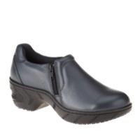 Genuine Grip 470 Side Zip Slip-On Work Shoes