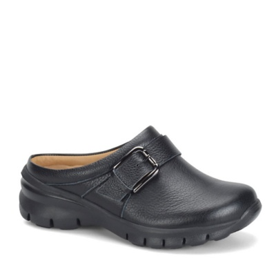 Nurse Mates Linzi Slip-On Shoes (black)
