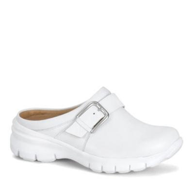 Nurse Mates Linzi Slip-On Shoes (white)