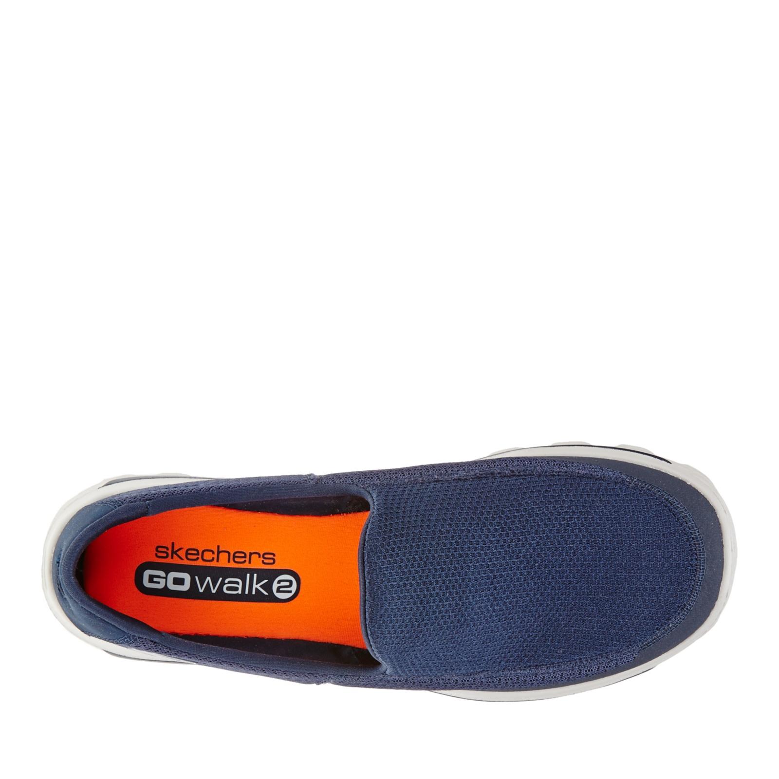 skechers mens gowalk 2 slip on sneaker shoes athletic