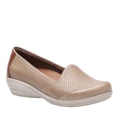 dansko marjorie slip on shoes taupe veg 36