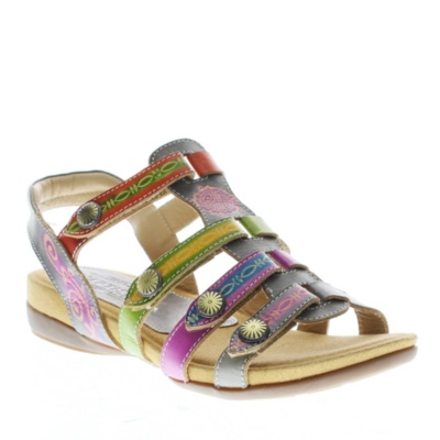 L'Artiste Gipsy Strappy Sandals
