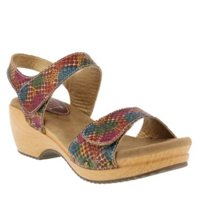 L'Artiste Choko Strappy Sandals