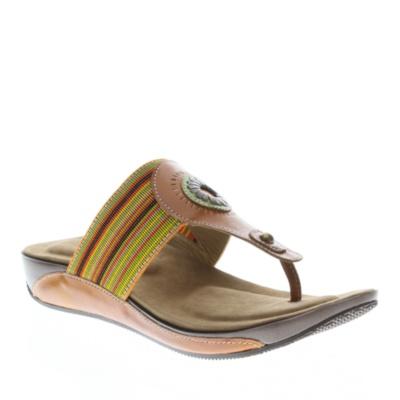 L'Artiste Chuckles Thong Sandals