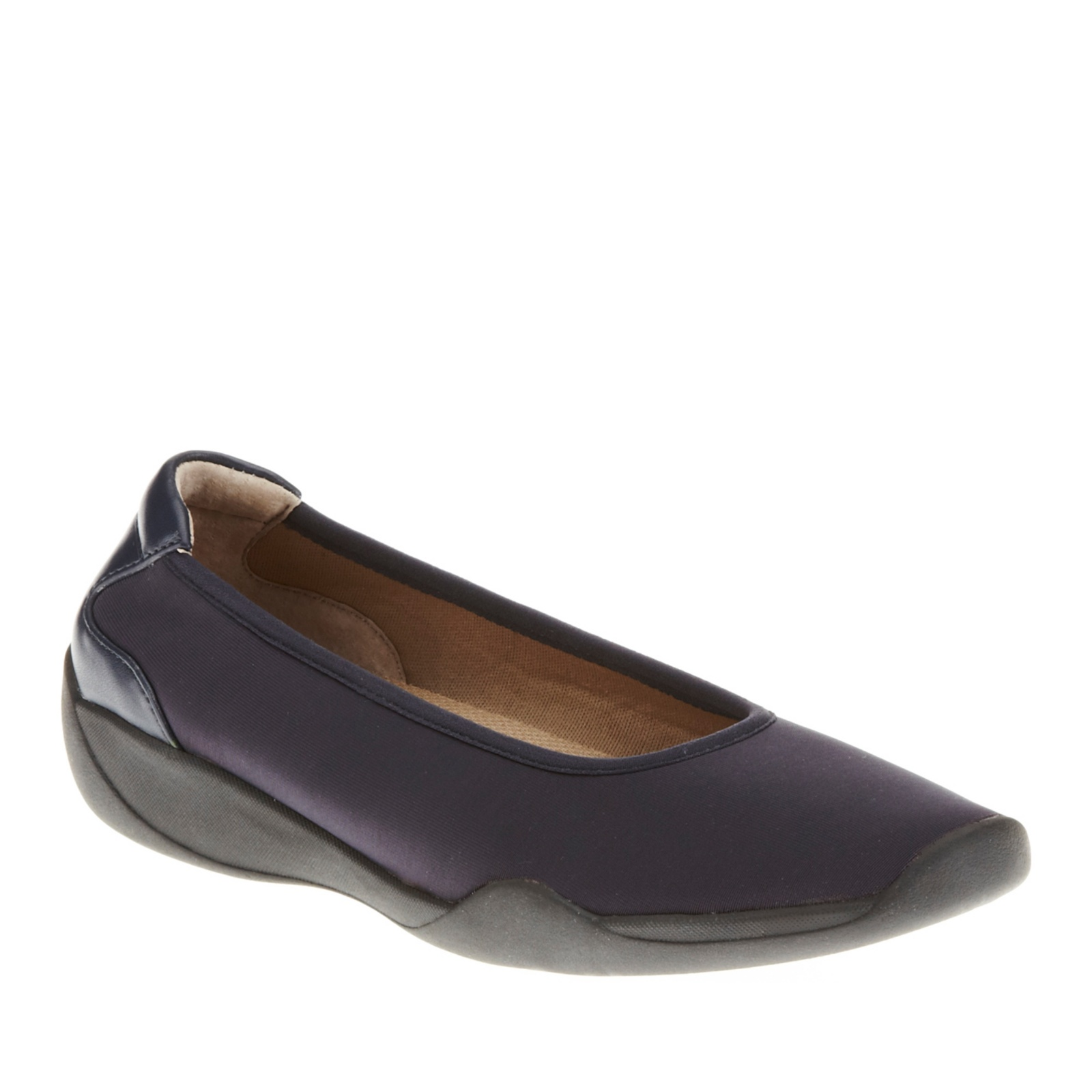 Footsmart Stretchies Joyce Slip On Shoes