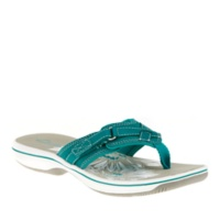 Clarks Women's Breeze Sea Thong Sandals Shoes