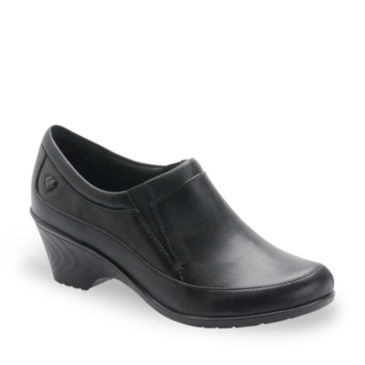 Nurse Mates sabrina slip-on - black