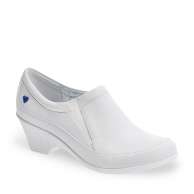 Nurse Mates sabrina slip-on - white