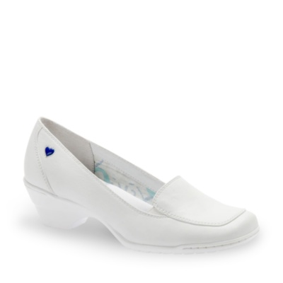 Nurse Mates jasmin loafers - white