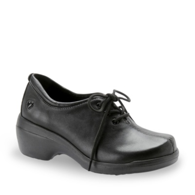 Nurse Mates nadia lace-up - black