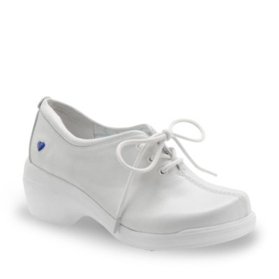 Nurse Mates nadia lace-up - white