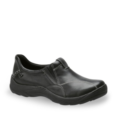 Nurse Mates andes slip-on - black