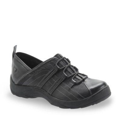 Nurse Mates basin slip-on - black