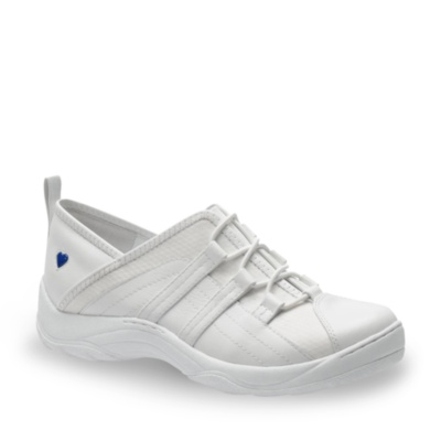 Nurse Mates Basin Slip-On Shoes (white)