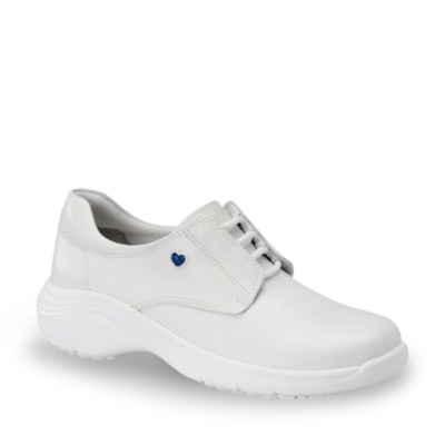 Nurse Mates Louise Oxford Shoes (white)
