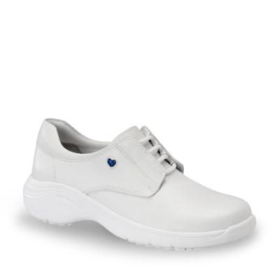 Nurse Mates Louise Oxford Shoes (white)