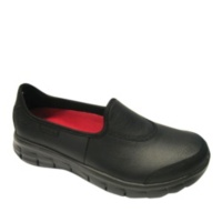Skechers Work Sure Track Slip-On Shoes