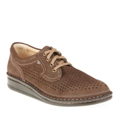 Finn Comfort Brown Men's Baden 1009 Lace-Up Shoes