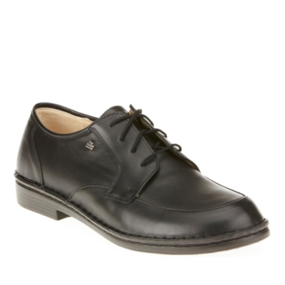 Finn Comfort BLACK Men's Hilversum Lace-Up Shoes