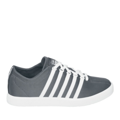 the classic lite t lace-up - gray white