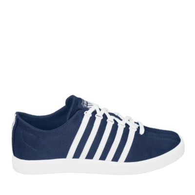 the classic lite t lace-up - navy white