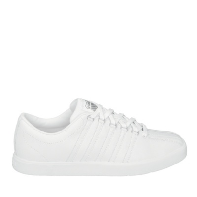 the classic lite lace-up - white