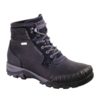 Merrell BLACK Men's Himavat Chukka Waterproof Lace-Up Boots Shoes