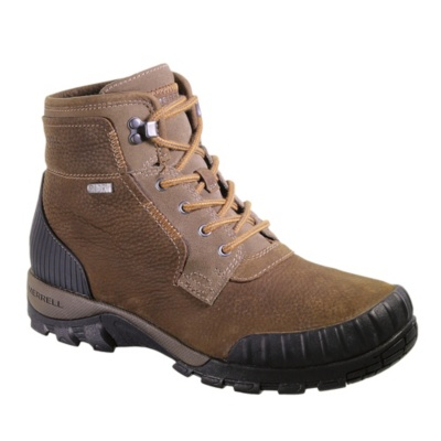Merrell Men's Himavat Chukka Waterproof Lace-Up Boots Shoes
