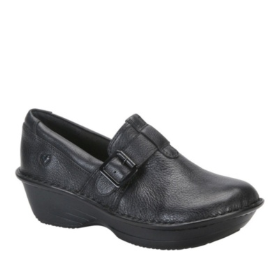 Nurse Mates Gelsey Slip-On Shoes (black)