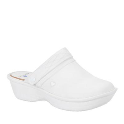 Nurse Mates Gala Slip-On Shoes (white)
