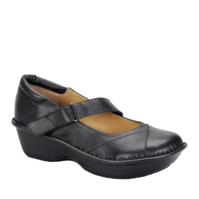Nurse Mates Grady Mary Jane Shoes (black)