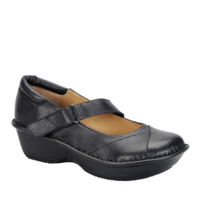 Nurse Mates Grady Mary Jane Shoes (black)