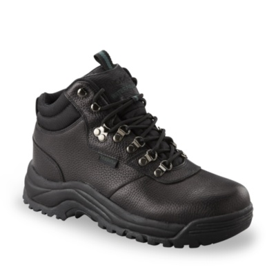 Propet Men's Cliff Walker Hiking Boots--black Grain,14 Picture