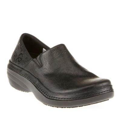 Timberland Pro Women's Renova Professional Embossed Slip-On Shoes Shoes