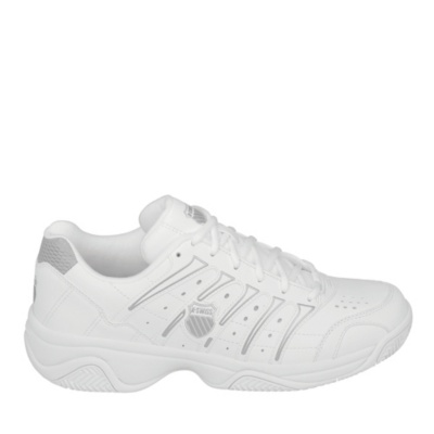 K-Swiss Grancourt II Tennis (Men's) (white silver)